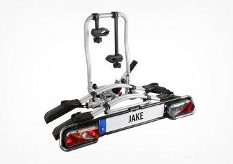 EUFAB Jake Fahrradträger mit Abklappmechanismus