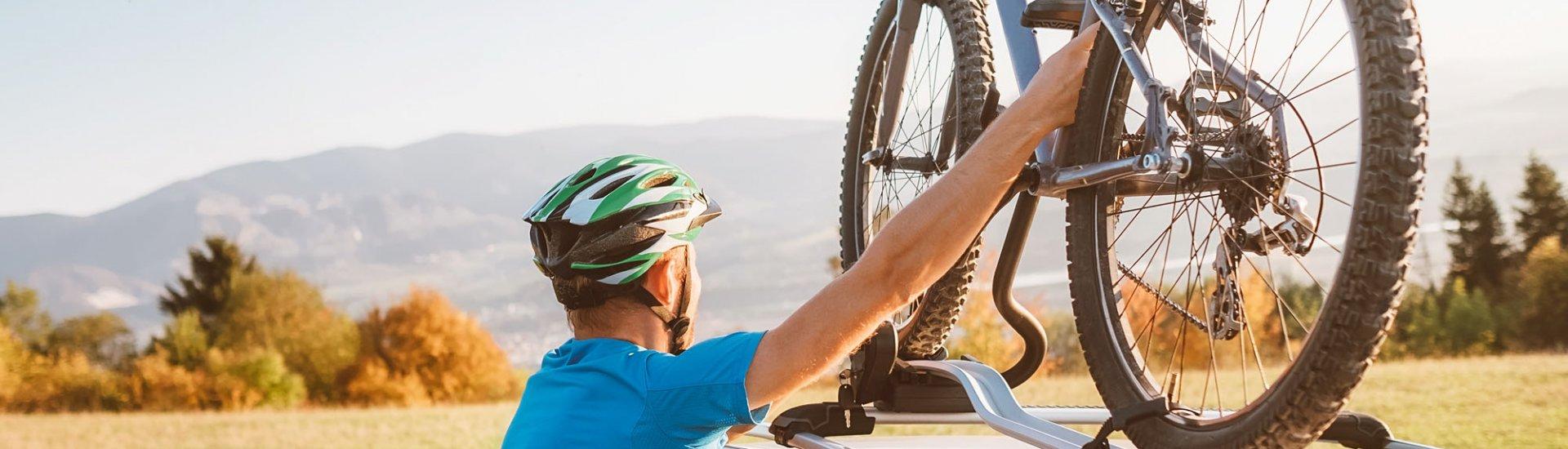 Top 3 Fahrradträger für das Dach - Wie funktioniert ein Dach-Fahrradträger?