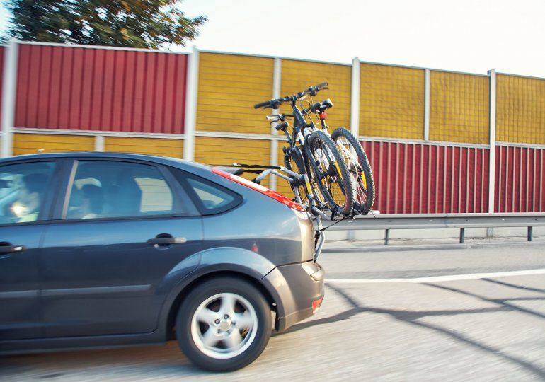 Fahrradträger für die Heckklappe: Top 3 Modelle, Vorteile und Montage