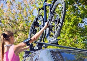Sicherheit beim Fahrradträger: Dachträger oder Anhängerkupplung? Was ist sicherer?